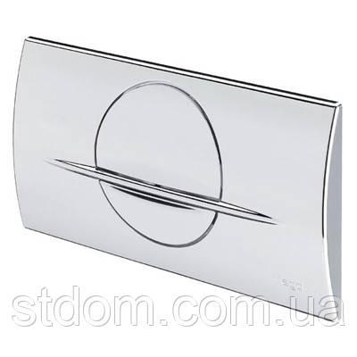 Кнопка слива Viega Visign 2 463076 хром