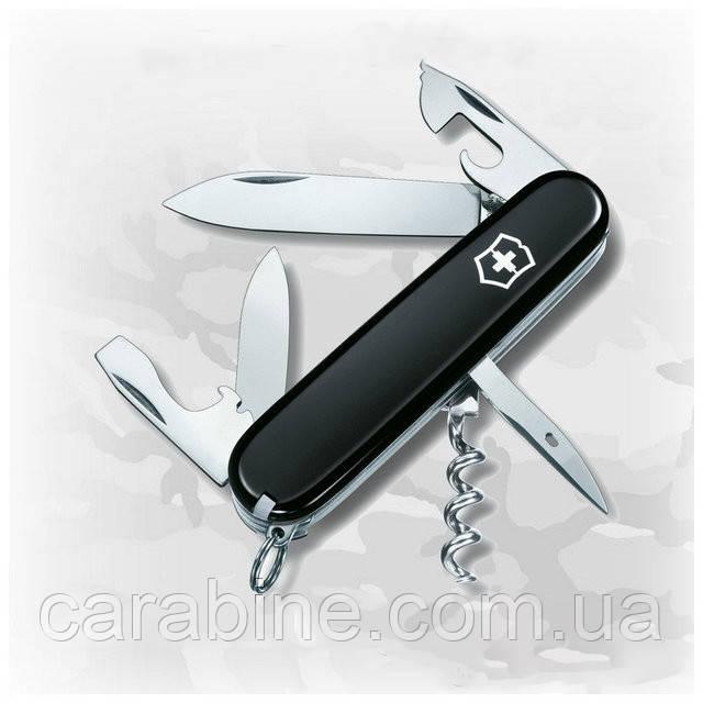 Нож Victorinox Spartan 1.3603.3 черный, 13 функций