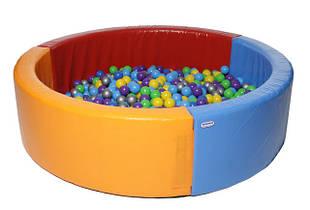 Сухие бассейны с шариками