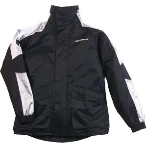Дождевая куртка BERING MANIWATA (XS) black\silver