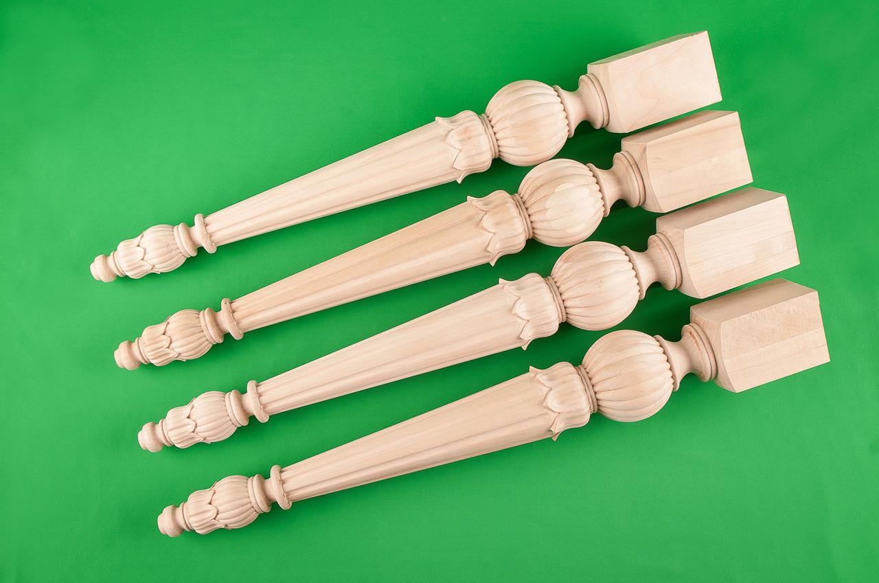 Код Н501. Ножки и опоры для стола, ножки для журнального столика