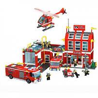 Серия Пожарная охрана