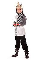 """Детский карнавальный костюм """"Рыцарь шахматный"""""""