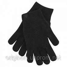Черные женские перчатки reebok Foundation D56049