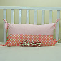 Бортики подушки в кроватку, Подушка - 02