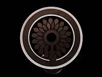 Светодиодный светильник бра  цвет черный 952, фото 1