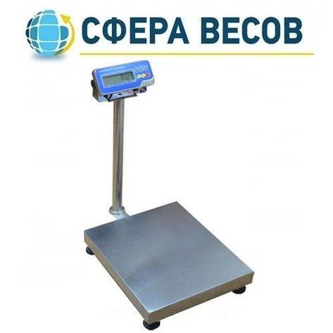 Весы товарные электронные Днепровес ВПД FS405S (150 кг), фото 2