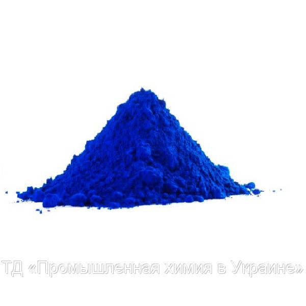 Синий патентованный V Е131 пищевой краситель
