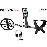 Металлоискатель Minelab EQUINOX 600 водонепроницаемый