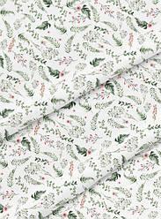 """Лоскуток. Ткань хлопок  """"Мелки цветы"""" компаньон №4-26.  55*150 см"""