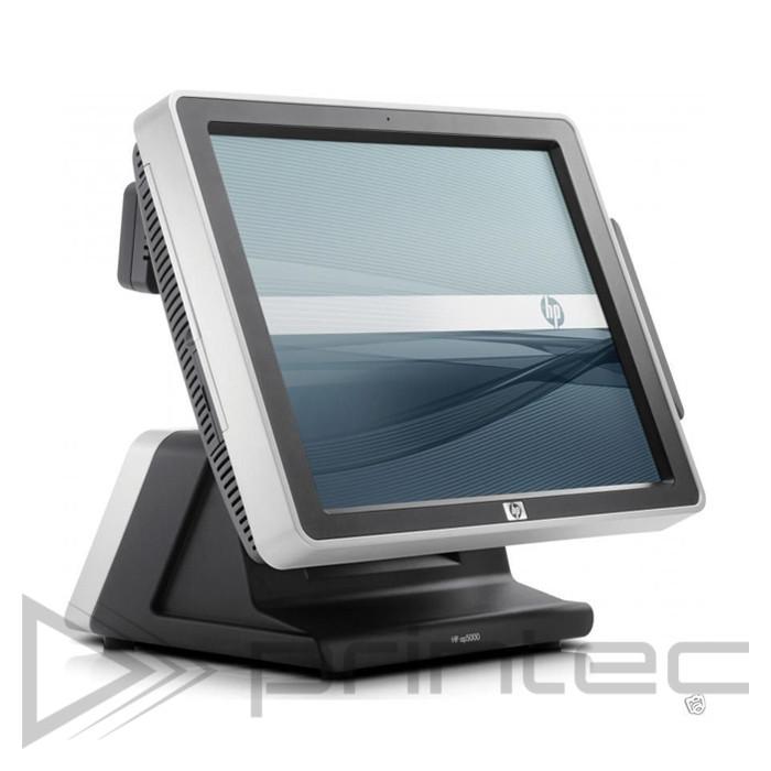 Сенсорный POS-терминал HP Ap5000 с картридером Hewlett Packard Pos Terminal