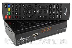 Супутниковий ресивер Eurosky ES-4080 HD (Wi-Fi/FULL HD/You Tube)