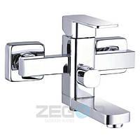 Ванна смеситель LEB3-A123 Zegor, купить смеситель Zegor для ванной в Одессе