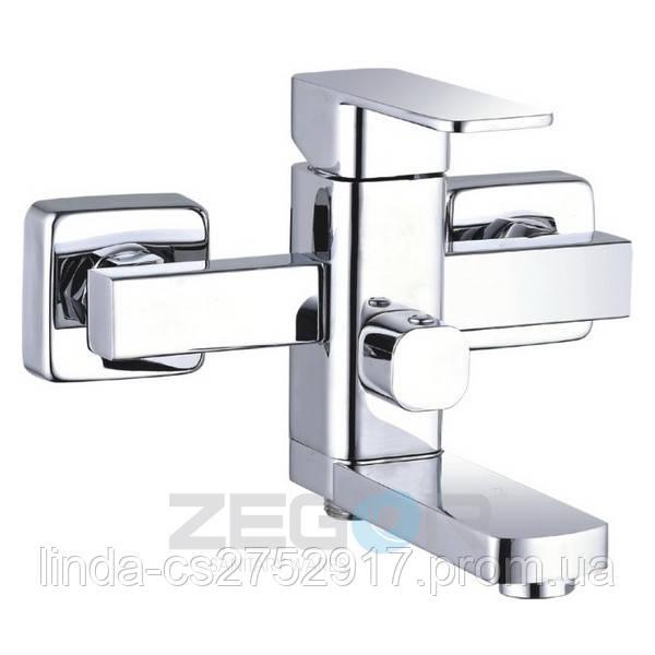 Змішувач Ванна LEB3-A123 Zegor, купити змішувач Zegor для ванної в Одесі