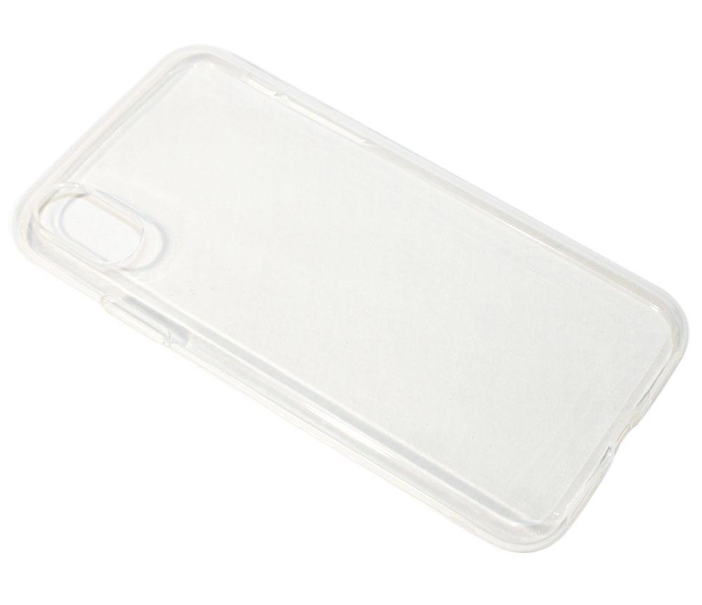 Бампер для iPhone X, Transparent