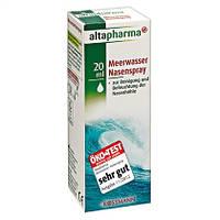Altapharma Meerwasser Nasenspray -  Морская вода (назальный спрей)