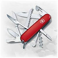 Нож Victorinox Huntsman 1.3713 красный, 16 функций