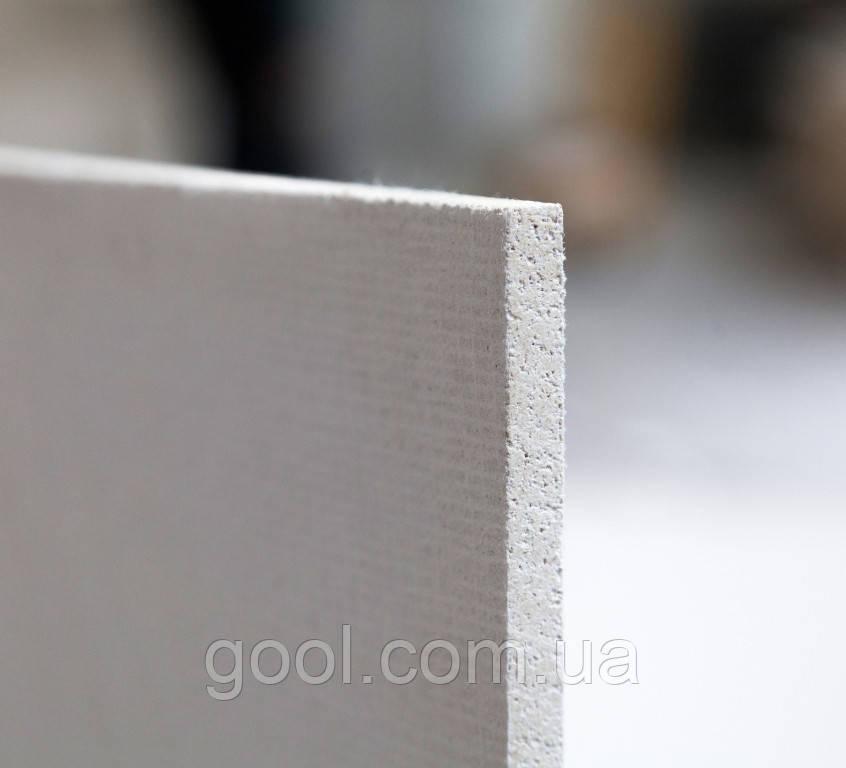 Магнезитовая плита 12 мм размер листа 1200х2280 мм. УСИЛЕННАЯ 1100 кг/м3