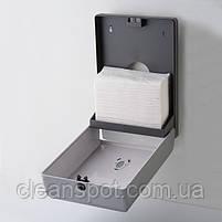 Диспенсер бумажных полотенец узких листовых Maggio P235S, фото 2