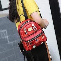 Рюкзаки Cathy Brilliant Red, фото 1