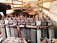 Утилизация отработанных конденсаторов с содержанием ПХБ