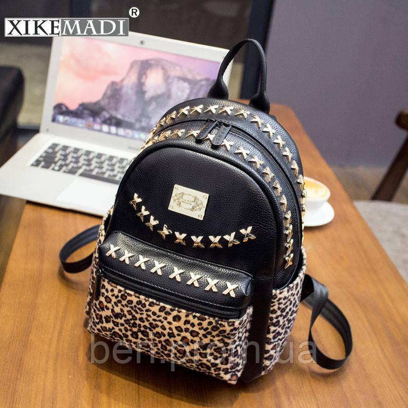 Рюкзак XikeMadi Leopard