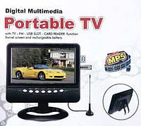 Телевизор DA901 +АКБ  USB/SD  (9 дюймов)