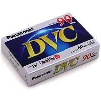 Видеокассета мини DVC  Panasonic  AY-DVM60FE  60 мин
