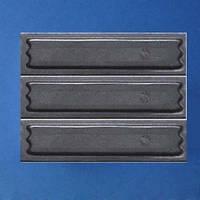 Защитная этикетка Mini Ultra Strip III чёрная