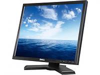 "Монитор 19"" DELL P190Sb (1280x1024), TN, (VGA/DVI/USB hub), Class A-, black, квадрат, комиссионный товар"