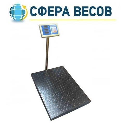 Весы товарные электронные Днепровес ВПД-Д FS608D (600 кг), фото 2