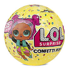 Кукла L.O.L. Confetti pop Оригинал mga