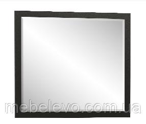 Зеркало Фиеста  860х990х22мм дезира аш темный   Мебель-Сервис