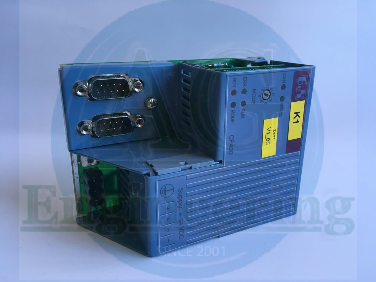 CPU для SV-305 (B&R) rev. GO, 376335