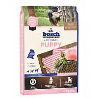Сухой корм Бош Паппи (Bosch Puppy) для щенков до 4 месяцев, 7.5 кг