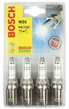 Свеча зажигания BOSCH Lanos (FR7DC), FR7DE (+8) (BOSCH)