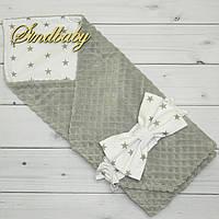 Зимовий конверт на виписку Sindbaby - П02