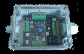 Пристрій контролю швидкості SCD-01