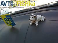 Собачка на панель авто / собачка с кивающей головой на панель авто