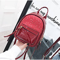 Рюкзак Briana Paillettes Red, фото 1