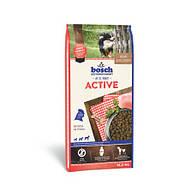 Сухой корм Бош Актив (Bosch Active) для взрослых собак с повышенным уровнем активности, 15 кг