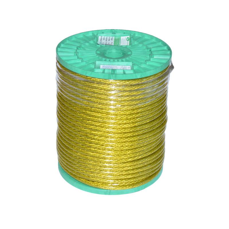 Трос металлополимерный ПР-8,0 (бухта - 100 м)
