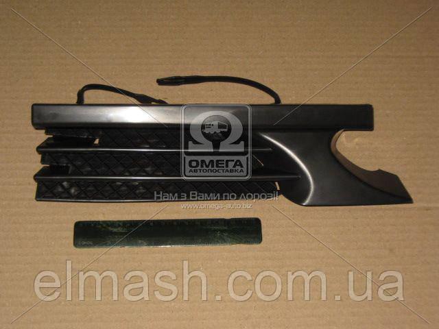 Решітка бампера права Mercedes 202 93-01 (пр-во TEMPEST)