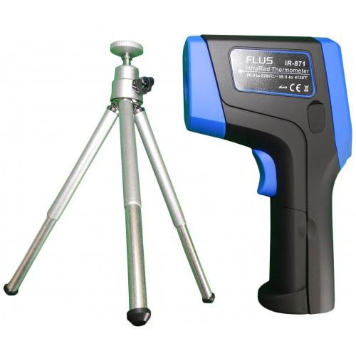 Инфракрасный пирометр FLUS IR-871