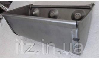 Цельногнутый норийный ковш 150 мм