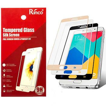 "Защитное стекло Iphone 6 ""Silk Screen"" Black"
