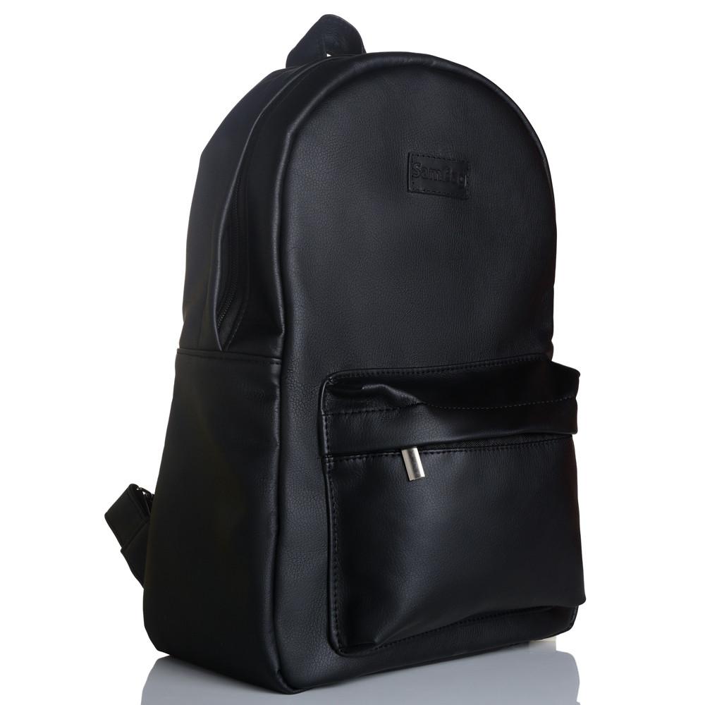 Женский рюкзак Самбег Брикс XLSHn черный