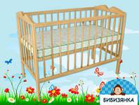 """Кроватка детская """"Малютка"""", фото 1"""