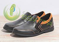Туфли кожаные на мальчика ВИКА арт. 01р 37 размер, фото 1