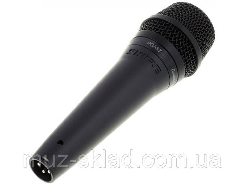 Микрофон SHURE PGA 57-XLR